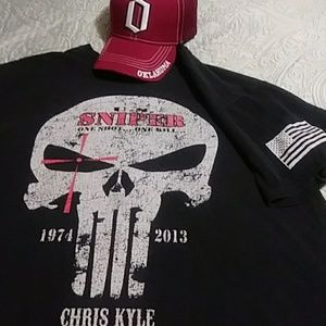 T shirt & hat combo